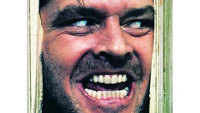 Jack Nicholson starred in 'The Shining'