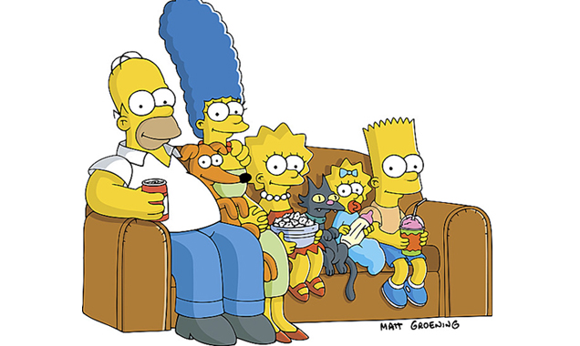 The Simpsons Broadcasts Its 600th Episode