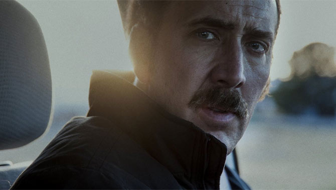 Nicolas Cage plays Stone in The Trust