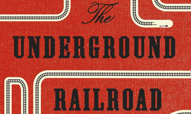 National Book Award Winner Colson Whitehead Tackles Racism Issues In 'The Underground Railroad'