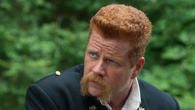 Michael Cudlitz in The Walking Dead