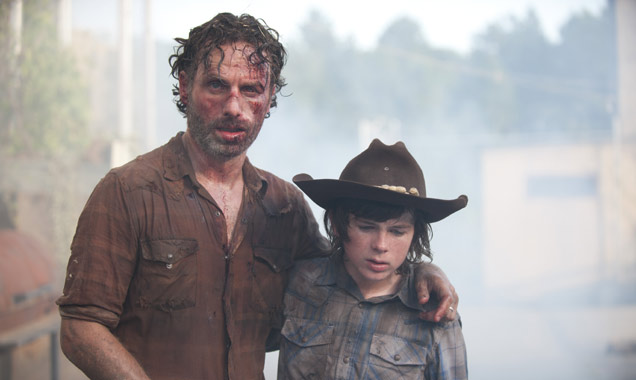 Walking Dead Star's Father Fires Off at AMC, Gimple Over Son's 'Firing'