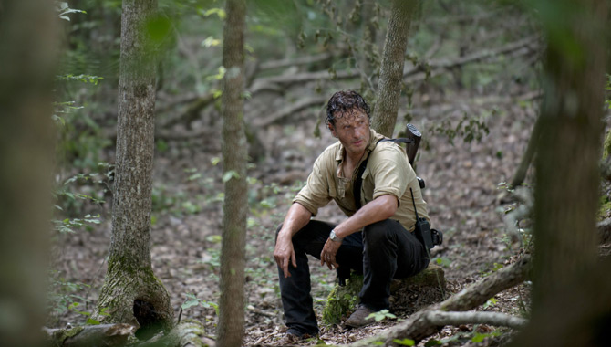 "'The Walking Dead' Executive Producer Promises ""Ton Of Action"""