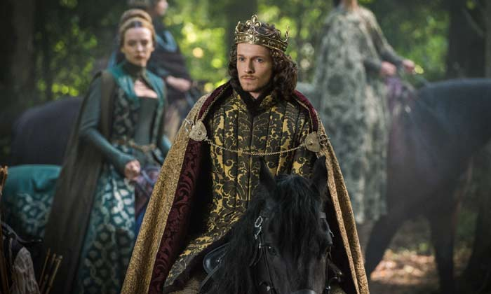 Jacob Collins-Levy impresses as King Henry VII