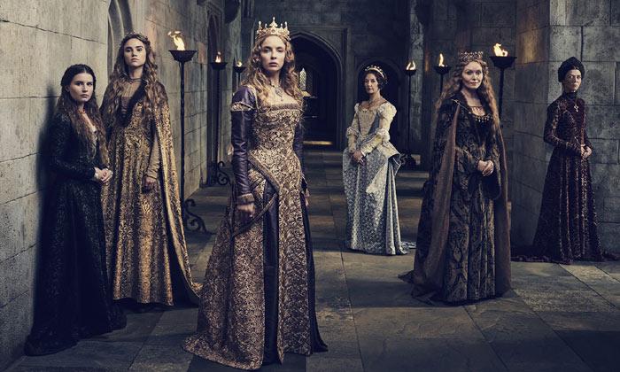 Jodie Comer stars as Princess Elizabeth in the series