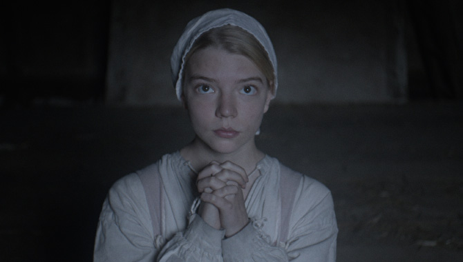 Anya Taylor Joy in The Witch