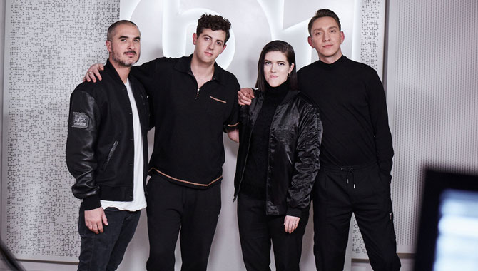 The XX Explore The Making Of Their Newly Released Album 'I See You'