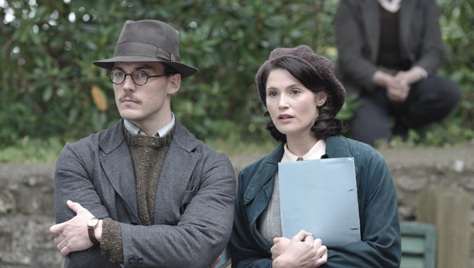 'Their Finest' stars Gemma Arterton and Sam Claflin