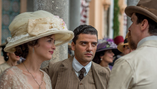 Oscar Isaac Felt An Intense Responsibility To Make The Promise