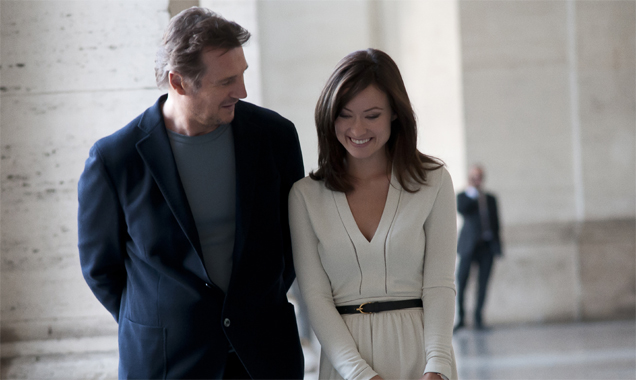Third Person Liam Neeson Olivia Wilde