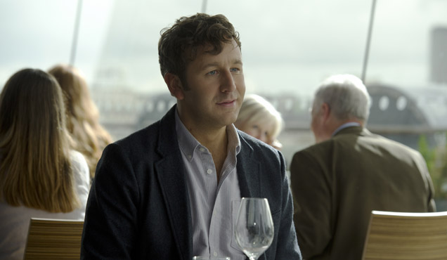 Chris O'Dowd as Richard in Thor 2