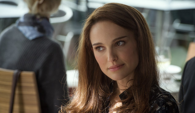 Natalie Portman as Jane Foster in Thor 2