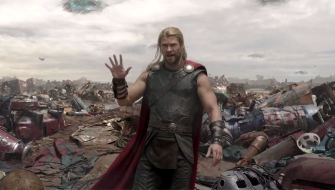 Kevin Feige: 'Thor: Ragnarok' Builds Directly Into 'Infinity War'