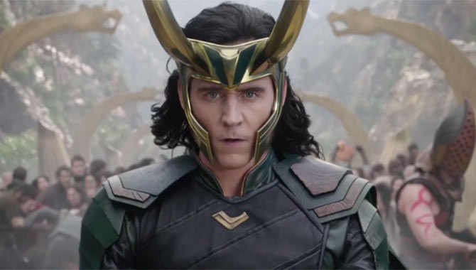 Tom Hiddleston Reacts To The 'Avengers: Infinity War' Trailer