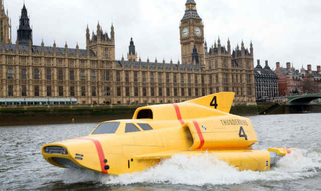 Thunderbirds Are Go Thames stunt