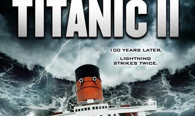 Titanic II poster
