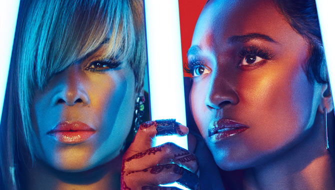 TLC release their self-titled new album this summer