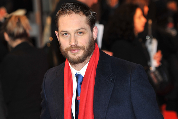 Tom Hardy - He's Bristish
