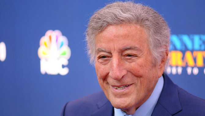 The Greatest Live Performances From Tony Bennett
