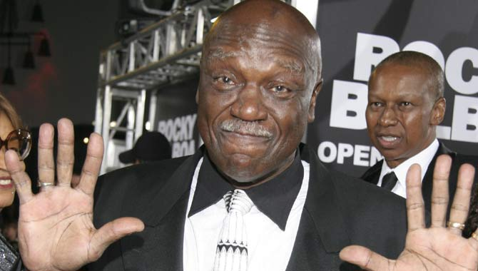 'Rocky' Star Tony Burton Has Passed Away From A Mysterious Long-term Illness