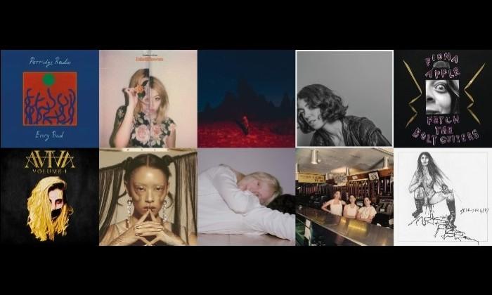 Top 10 albums