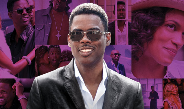 'Top Five' Dramatises Chris Rock's Stand-Up