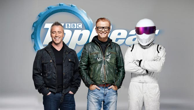 'Top Gear' Ratings Fall Further Despite Matt LeBlanc's Brexit Joke