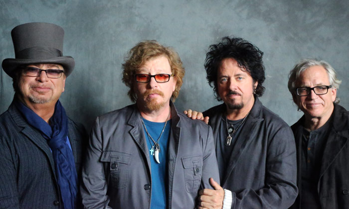 Toto Announce Tour And Album To Celebrate 40th Anniversary