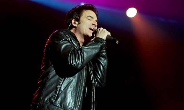 Pat Monahan from Train