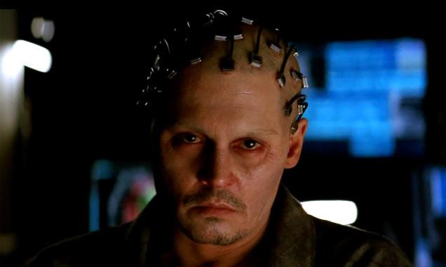 Johnny Depp Transcendence Wally Pfister