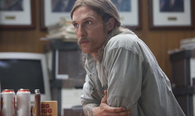 Matthew McConaughey Rust Cohle