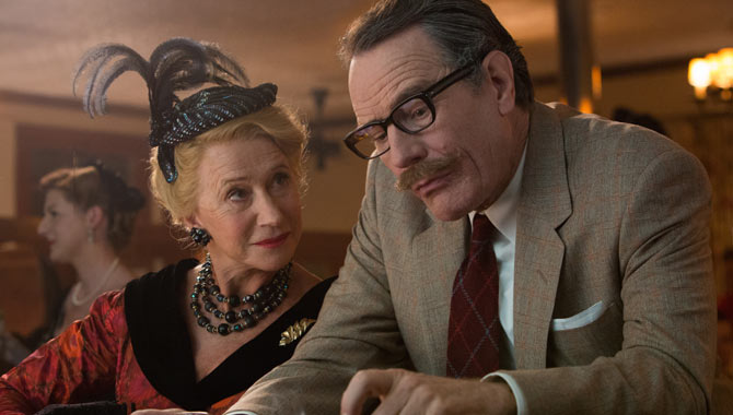 Trumbo is based on real-life events