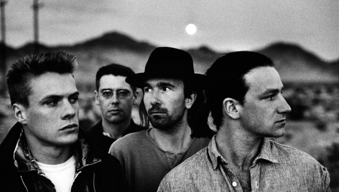U2 Celebrate 'The Joshua Tree' 30th Anniversary With Special Re-release