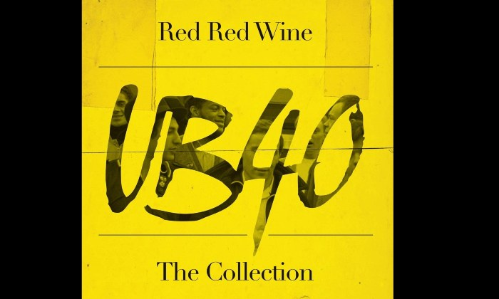UB40 Red Red Wine