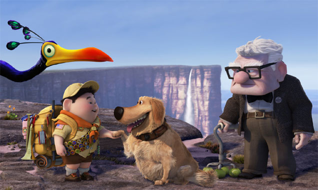 Dug The Talking Dog From 'Up' Is Brought To Life In Disney Hidden Camera Video