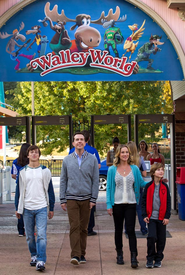 The family at Walley World