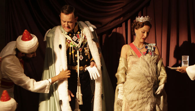 Hugh Bonneville Sees Viceroy's House As Relevant Today