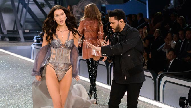 Bella Hadid Leads Best Looks From 2016 Victoria's Secret Fashion Show