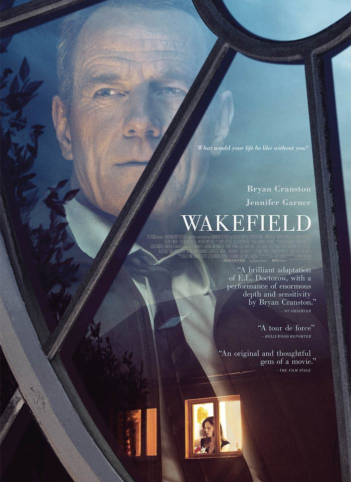 The poster for Wakefield