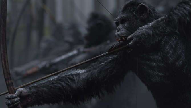 Steve Zahn Describes The Biggest Challenges On 'War For The Planet Of The Apes'