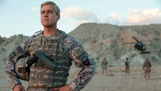 Afghanistan Satire 'War Machine' Starring Brad Pitt Comes To Netflix