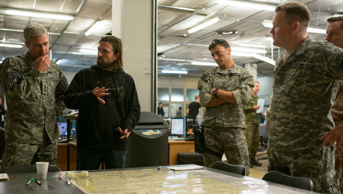 Brad Pitt Says Netflix Made War Machine Possible