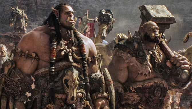 Toby Kebbell Hones His Performance-Capture Skills In Warcraft