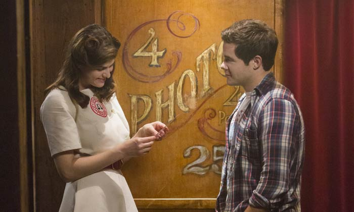 Adam DeVine and Alexandra Daddario star in 'When We First Met'