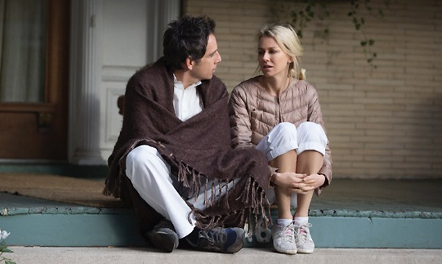 Ben Stiller and Naomi Watts in 'While We're Young'