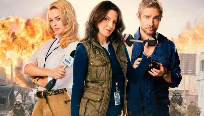 Tina Fey's 'Whiskey Tango Foxtrot' Got The WTF Part Down - Reviews