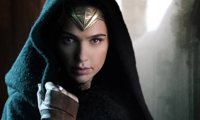 Gal Gadot impressed in the titular role of 'Wonder Woman' earlier this year