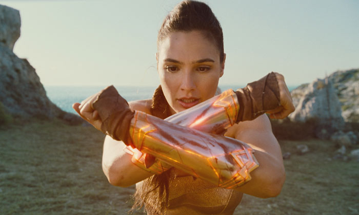 Gal Gadot stars in 'Wonder Woman'