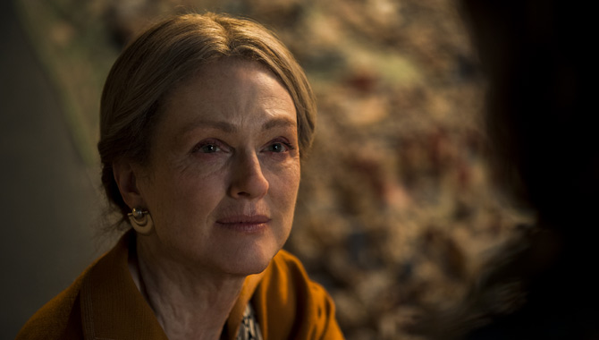 Julianne Moore stars in Wonderstruck