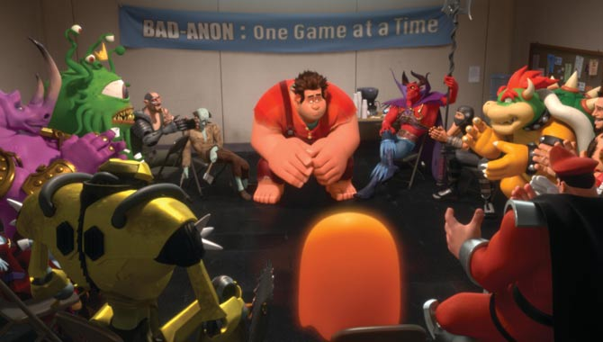 'Wreck-It Ralph' was a huge hit for Walt Disney Pictures
